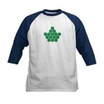 Pool Royalty Kids Baseball Jersey