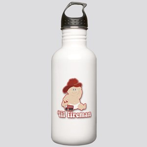 Lil Baby Fire Fighter Stainless Water Bottle 1.0L