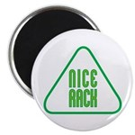 """Nice Rack 2 2.25"""" Magnet (10 pack)"""