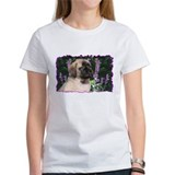 English mastiff christmas Women's T-Shirt