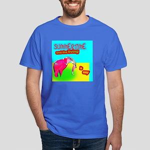 beachwear_summertime_Dark T-Shirt