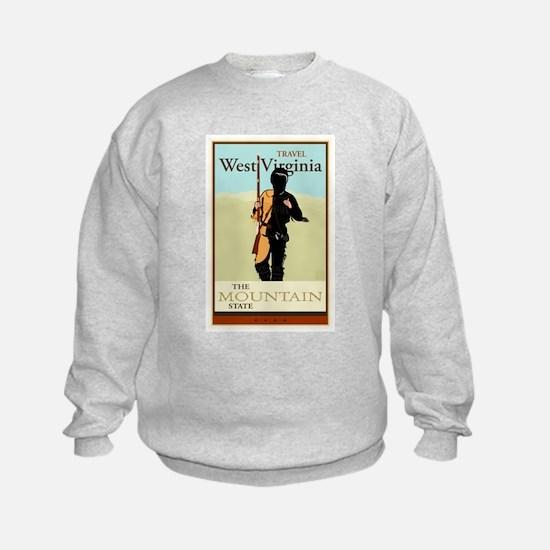 Travel West Virginia Sweatshirt