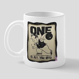 All You Need (Bowling) Mug