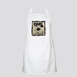 All You Need (Bowling) Apron