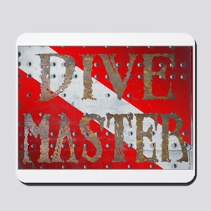 Iron Dive Master Mousepad