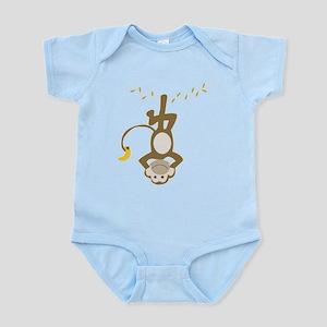 Monkey Around Infant Bodysuit