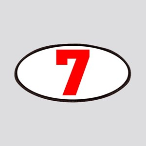 lucky seven Patches