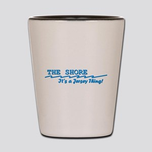 NJ The Jersey Shore Shot Glass