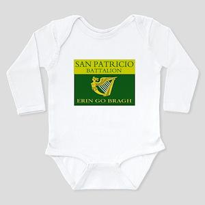 HEROES Long Sleeve Infant Bodysuit