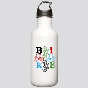 Four Bikes Stainless Water Bottle 1.0L