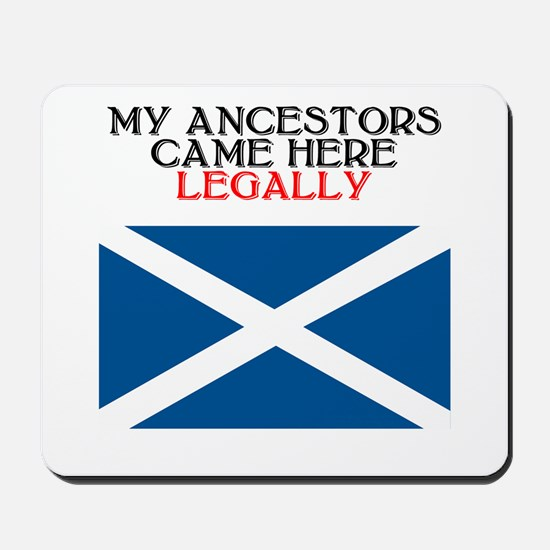 Scottish Heritage Mousepad