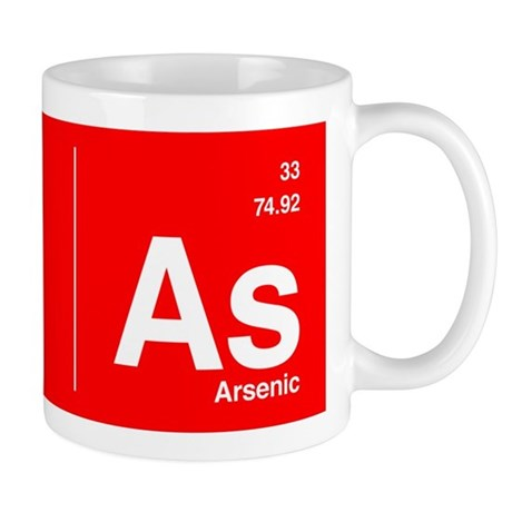Enjoy Your Cup of Arsenic Mug