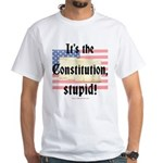 Constitution White T-Shirt