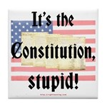 Constitution Tile Coaster