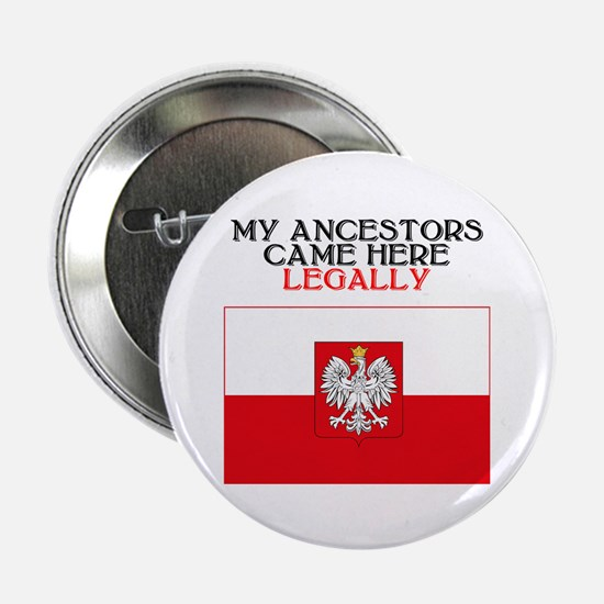 """Polish Heritage 2.25"""" Button (10 pack)"""