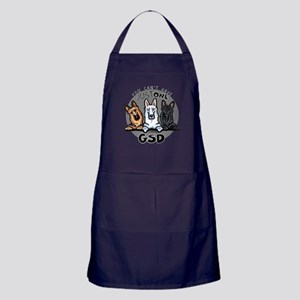 Just One GSD Apron (dark)