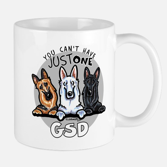 Just One GSD Mug