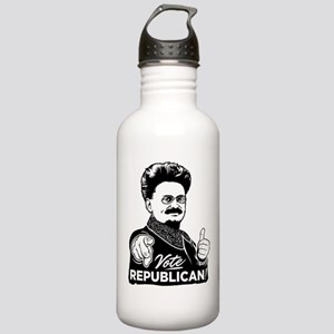 Trotsky Vote Republican Stainless Water Bottle 1.0