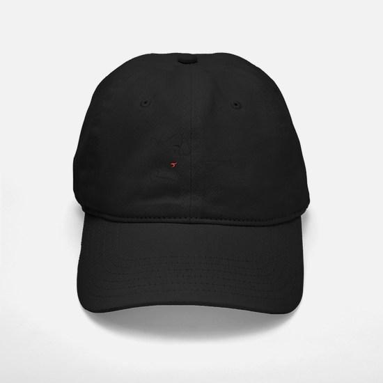 Squiggle Baseball Hat