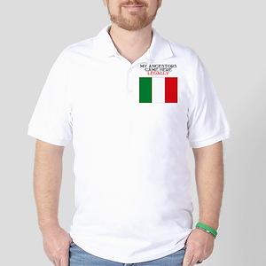 Italian Heritage Golf Shirt