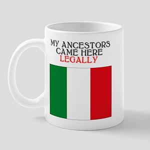 Italian Heritage Mug