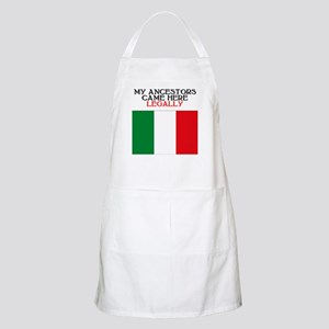 Italian Heritage BBQ Apron