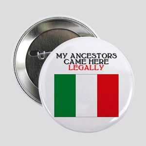 "Italian Heritage 2.25"" Button (10 pack)"