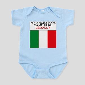 Italian Heritage Infant Creeper