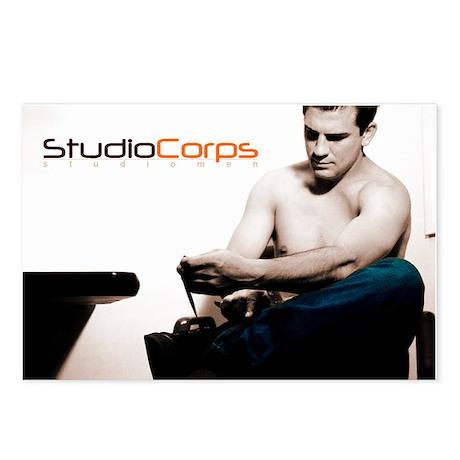 Studio Corps Rene Postcards (Package of 8)