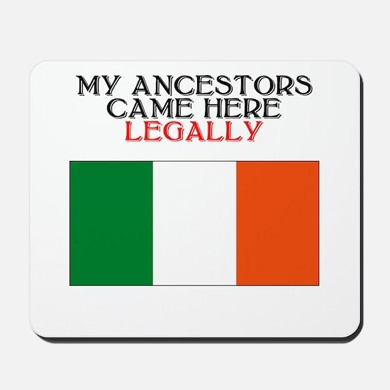 Irish Heritage Mousepad