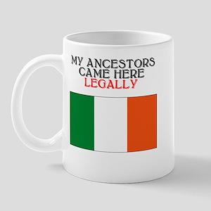 Irish Heritage Mug
