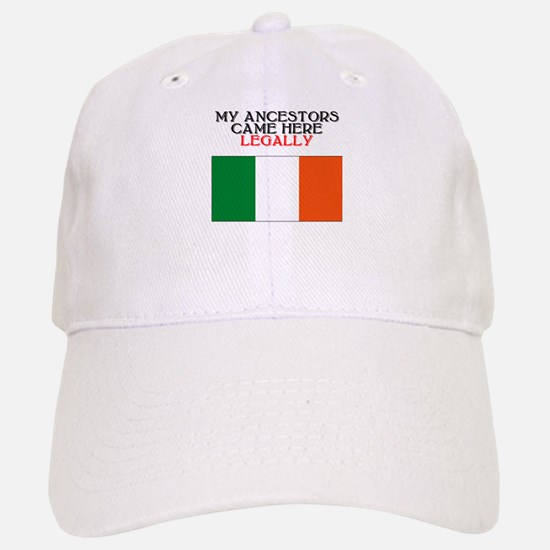 Irish Heritage Baseball Baseball Cap