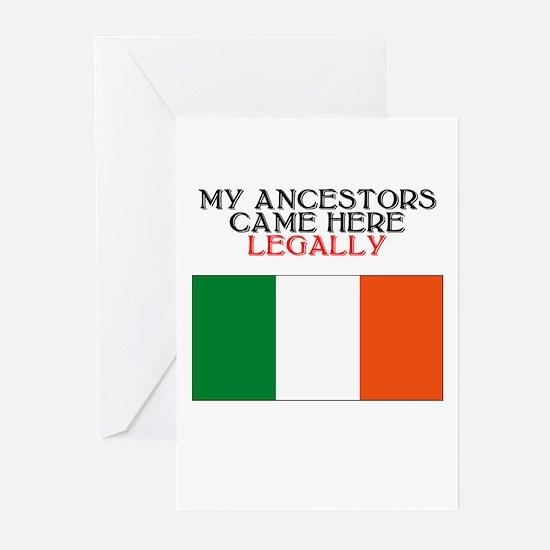 Irish Heritage Greeting Cards (Pk of 10)
