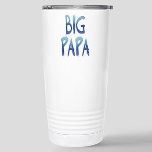 Big Papa Stainless Steel Travel Mug