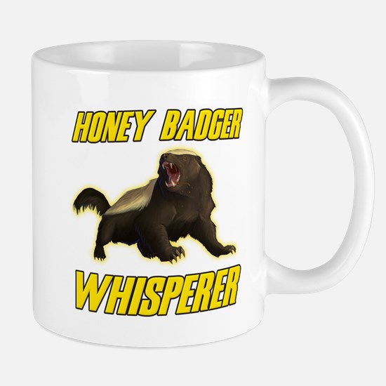 Honey Badger Whisperer Mug