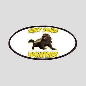 Honey Badger Whisperer Patches