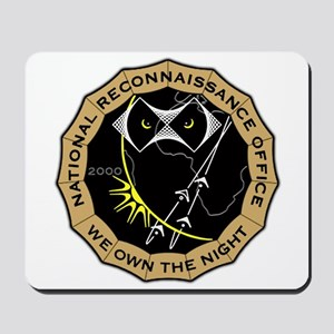 US National Reconnaissance Of Mousepad