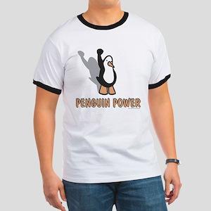 Penguin Power Ringer T