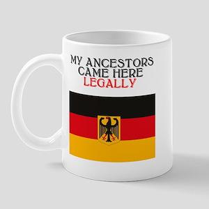 German Heritage Mug