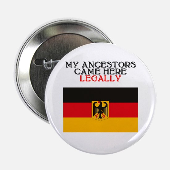 "German Heritage 2.25"" Button (10 pack)"