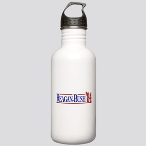 Reagan-Bush 84 Presidential E Stainless Water Bott