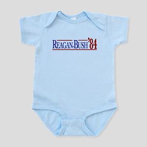 Reagan-Bush 84 Presidential E Infant Bodysuit