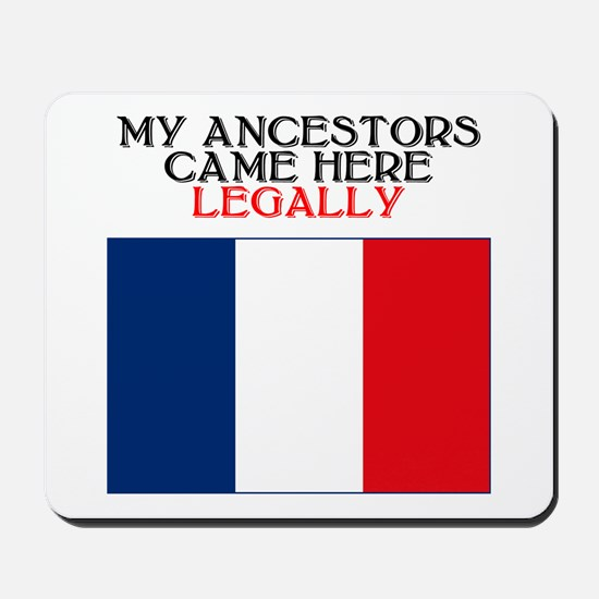 French Heritage Mousepad