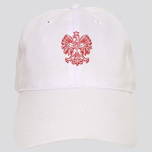 Polish Eagle Emblem Cap