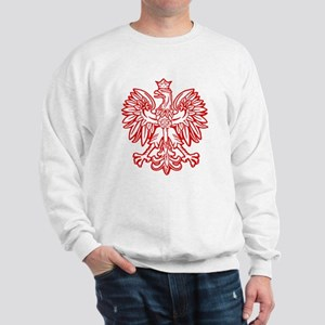 Polish Eagle Emblem Sweatshirt