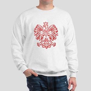 Polish Eagle Emblem Sweatshirt