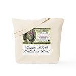 Ben Franklin Taxes Tote Bag