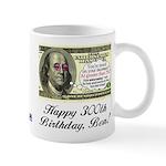 Ben Franklin Taxes Mug
