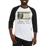 Ben Franklin Taxes Baseball Jersey