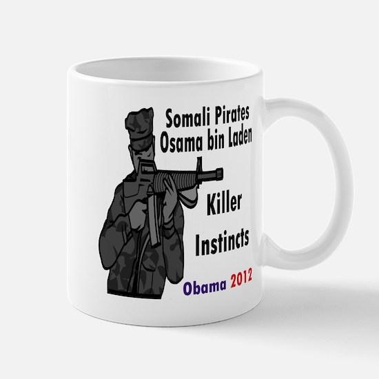 Killer Instincts Mug